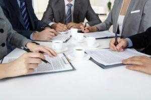 услуги регистрации передачи полномочий исполнительного органа управляющему