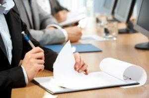 регистрация смены генерального директора в ооо